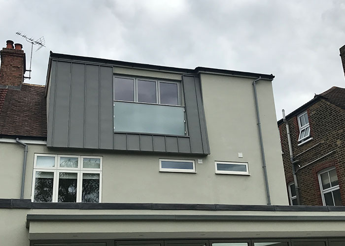 metal roofing and cladding