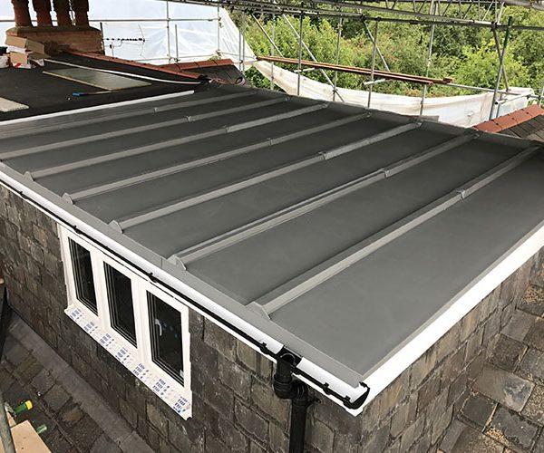 External Metal Cladding | Zinc, Copper, Aluminium