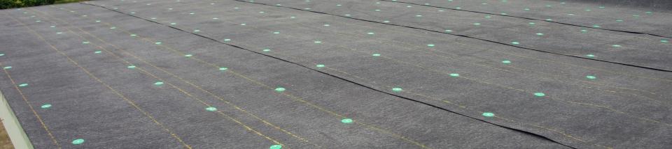 single ply vs felt roofing
