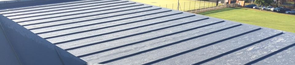single ply roofing vs felt roofing